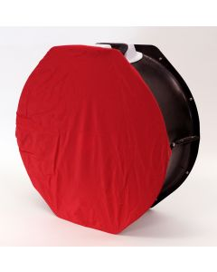 Blower Door Fan Red Cover