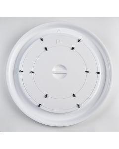 Blower Door Fan Flow Ring Set