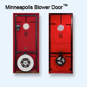 Minneapolis Blower Door