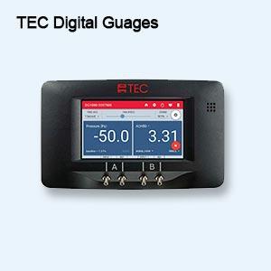 TEC Digital Guages
